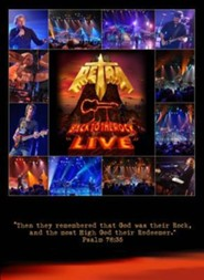 Back to the Rock Live DVD   -     By: Petra