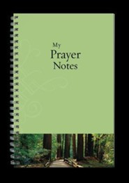 My Prayer Notes  -     By: Christian Art Gifts