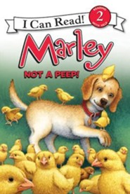 Marley: Not a Peep!  -              By: Susan Hill, Richard Cowdrey(ILLUS) & Rick Whipple(ILLUS)