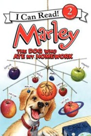 Marley: The Dog Who Ate My Homework  -              By: John Grogan, Caitlin Birch                   Illustrated By: Richard Cowdrey