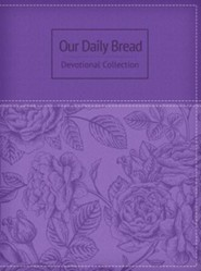 Our Daily Bread Devotional Collection: Women's Edition - imitation leather