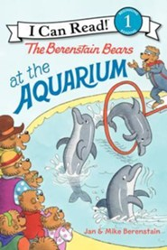 The Berenstain Bears at the Aquarium  -     