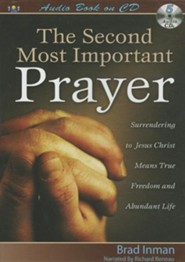 The Second Most Important Prayer (Audio Book)