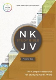 The NKJV Study Bible, Personal Size, Trade Paper