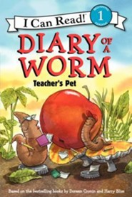 Diary of a Worm: Teacher's Pet  -     By: Doreen Cronin     Illustrated By: Harry Bliss, John Nez