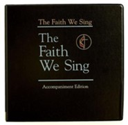 The Faith We Sing Accompaniment Edition  -     By: Hoyt L. Hickman