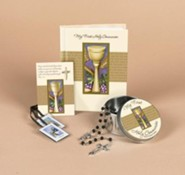 First Communion Gift Set-Boy, Rt043  -
