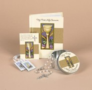 First Communion Gift Set-Girl, Rt044  -