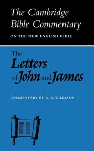 The Letters of John and James: Commentary on the Three Letters of John and the Letter of James  -     