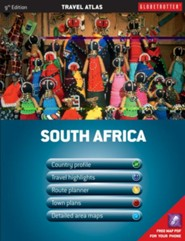 South Africa Travel Atlas, 9th Edition  -