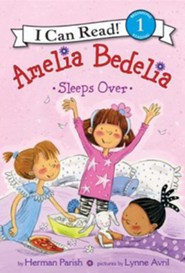 Amelia Bedelia Sleeps Over  -     By: Herman Parish, Lynne Avril