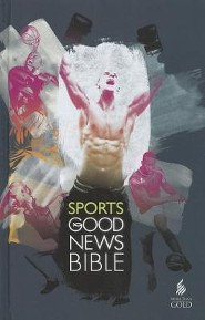 Sports Bible-GNT, Hardcover