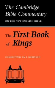The First Book of Kings