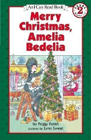 Merry Christmas, Amelia BedeliaPbk Edition  -     By: Peggy Parish     Illustrated By: Lynn Sweat