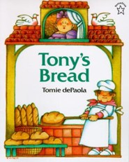 Tony's Bread  -     By: Tomie DePaola