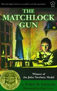 The Matchlock Gun  -     By: Walter D. Edmonds     Illustrated By: Paul Lantz