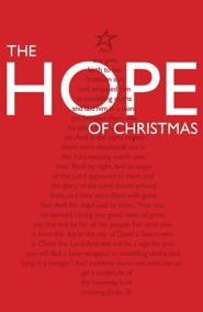 Hope of Christmas, Pack of 25