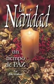Christmas: A Time for Peace, 25 Tracts in Spanish