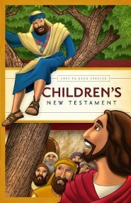 Children's Easy to Read New Testament