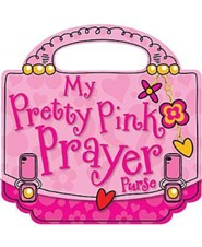 My Pretty Pink Prayer Purse