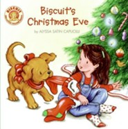 Biscuit's Christmas Eve  -     