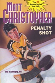 Penalty Shot  -     By: Matt Christopher
