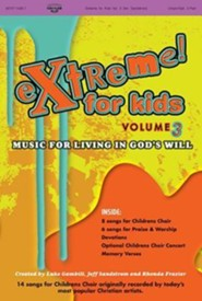Extreme for Kids, Volume 3   -