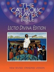NRSV Catholic Prayer Bible Lectio Divina Edition
