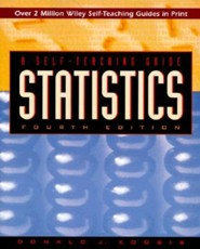 Statistics: A Self-Teaching Guide, Edition 0004