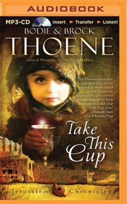 Take This Cup - unabridged audiobook on MP3-CD
