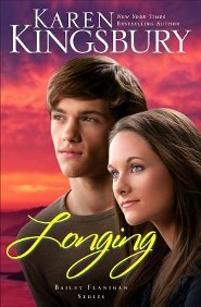 LongingLarge Print Edition  -              By: Karen Kingsbury