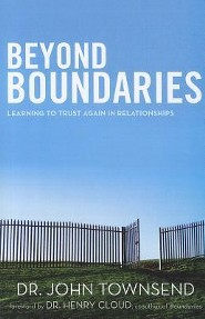Beyond Boundaries, Large Print  -              By: Dr. John Townsend