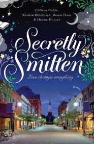 Secretly Smitten - Large Print
