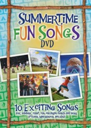 Summertime Fun Songs DVD