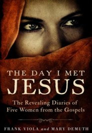 The Day I Met Jesus, Large Print