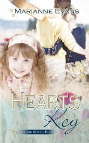 Hearts Key  -     By: Marianne Evans