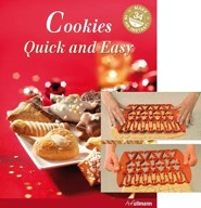 Cookies Quick and Easy [With Cookie Cutter]