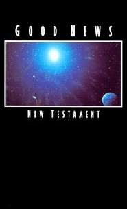 TEV Good News New Testament, Paper, Blue  -