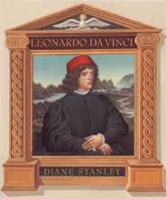 Leonardo Da Vinci  -     By: Diane Stanley     Illustrated By: Diane Stanley