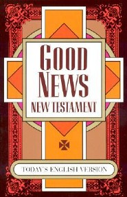 TEV Good News New Testament, Paper, Multi-Colored