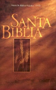 Spanish Bible-RV 1995, Paper, Brown