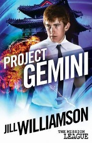 Project Gemini  -     By: Jill Williamson