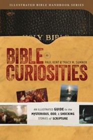 Bible Curiosities: An Illustrated Guide to the Mysterious, Odd & Shocking Stories of Scripture