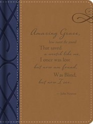 Amazing Grace Journal, Deluxe edition