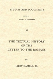 Textual History of Romans