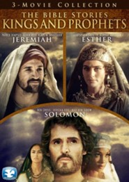 The Bible Stories: Kings & Prophets