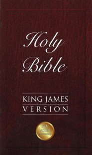 KJV 400th Anniversary Bible, Paper - Slightly Imperfect
