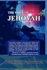 The Voice of Jehovah