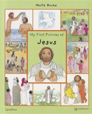My First Pictures of Jesus  -     By: Maite Roche