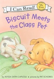 Biscuit Meets the Class Pet  -     By: Alyssa Satin Capucilli     Illustrated By: Pat Schories